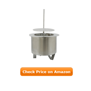BBQ Grill Smokeless Fire Pit