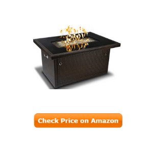 Outland Living Series Gas Fire Pit Table