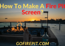 How To Make A Fire Pit Screen_