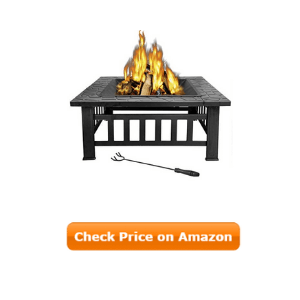best outdoor fire pit review