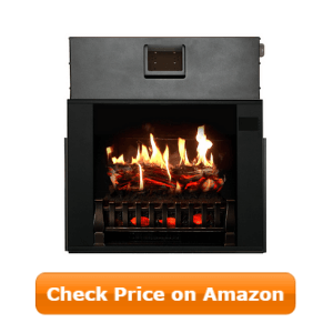 best electric fireplace review