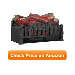 best electric fireplace insert review