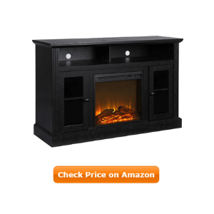 best electric fireplace tv stand for tv
