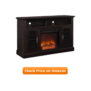 Ameriwood home chicago electric fireplace