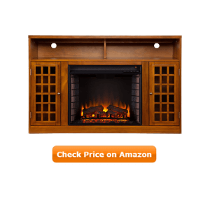 Best electric fireplace TV stand in 2020