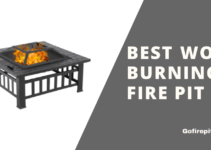 best wood burning fire pit